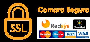 100% Pago Seguro - Certificado SSL